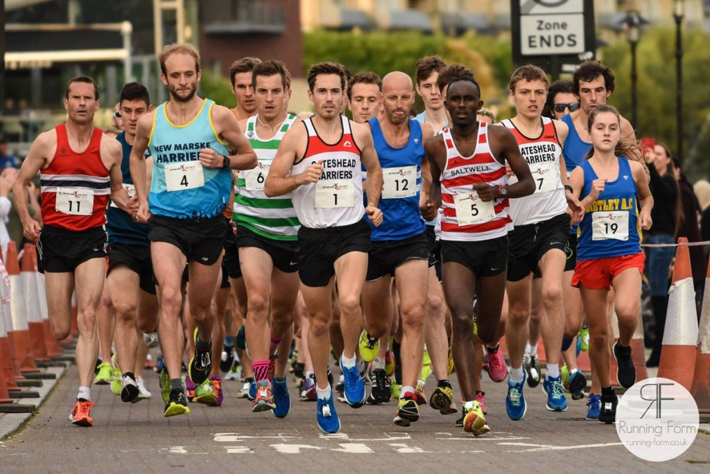 A Class Field for the Quayside 5K